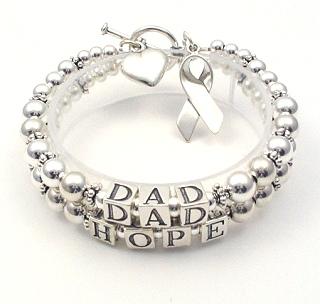 Cancer Awareness Bracelets Cancer Bracelet Cancer Jewelry