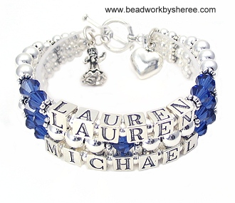 Beadworkbysheree Features Beaded Jewelry Mothers Bracelets Military Handmade And Deployment